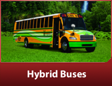 hybrid buses icon