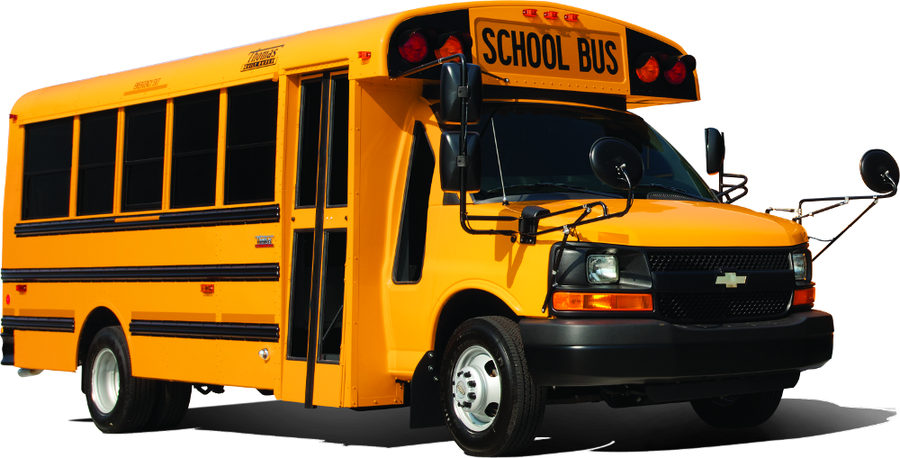 Daycare Buses for Sale |