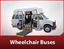 wheelchair buses icon