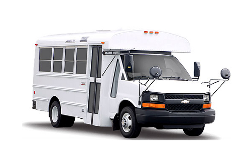 Daycare Buses for Sale   Rohrer Bus