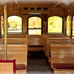 Hometown Trolley Carriage Rohrer Bus Rohrer Bus