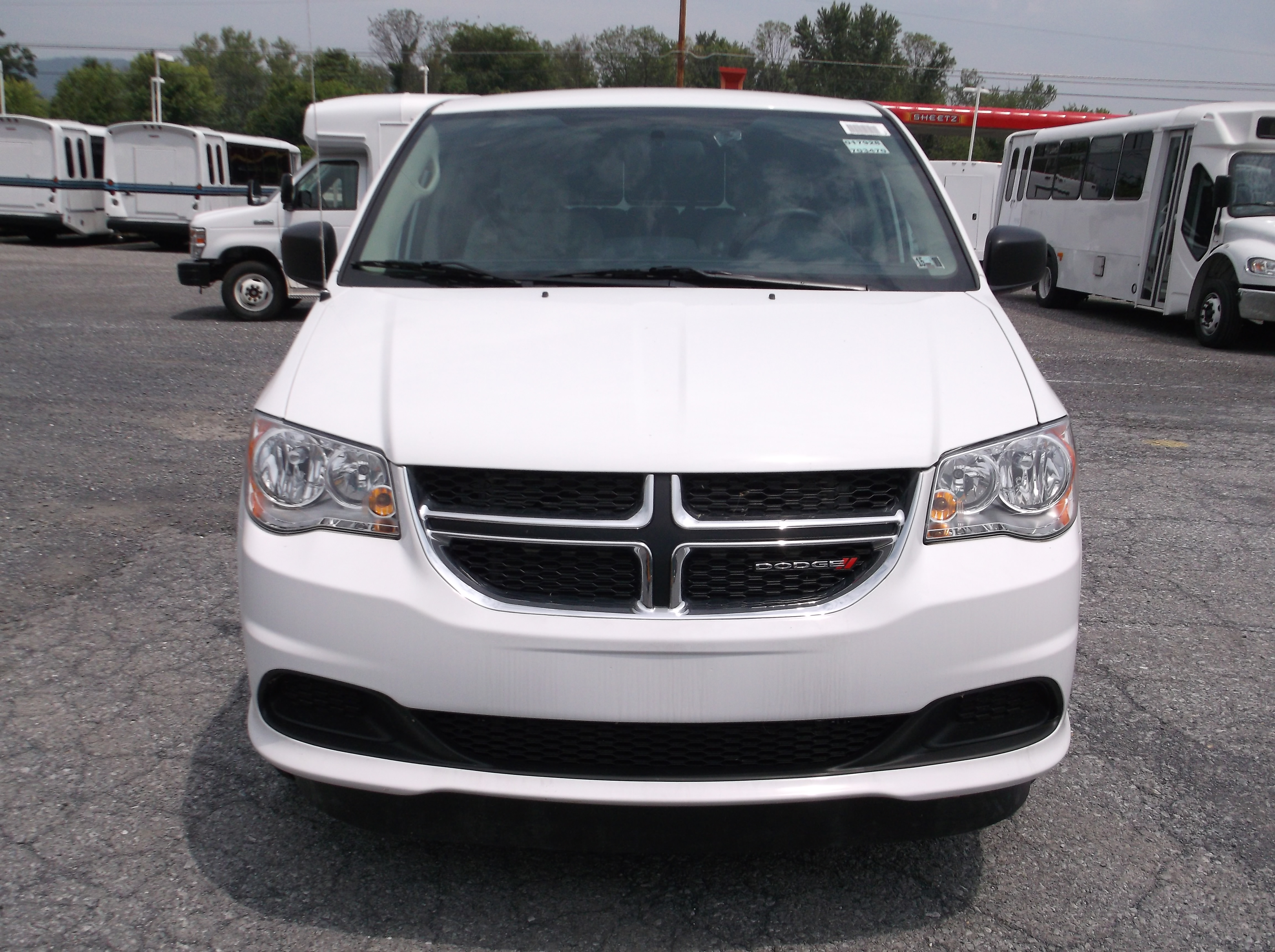 2015 dodge grand caravan 5 1 w c rohrer bus rohrer bus. Black Bedroom Furniture Sets. Home Design Ideas